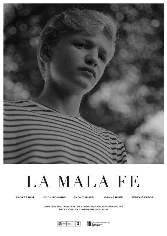 LA MALA FE - BAD FAITH -poster