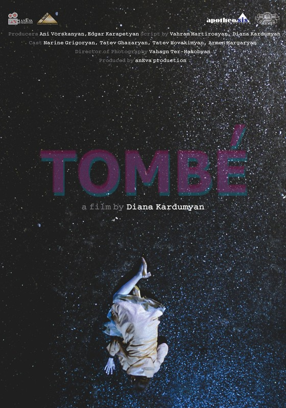 TOMBÉ -poster