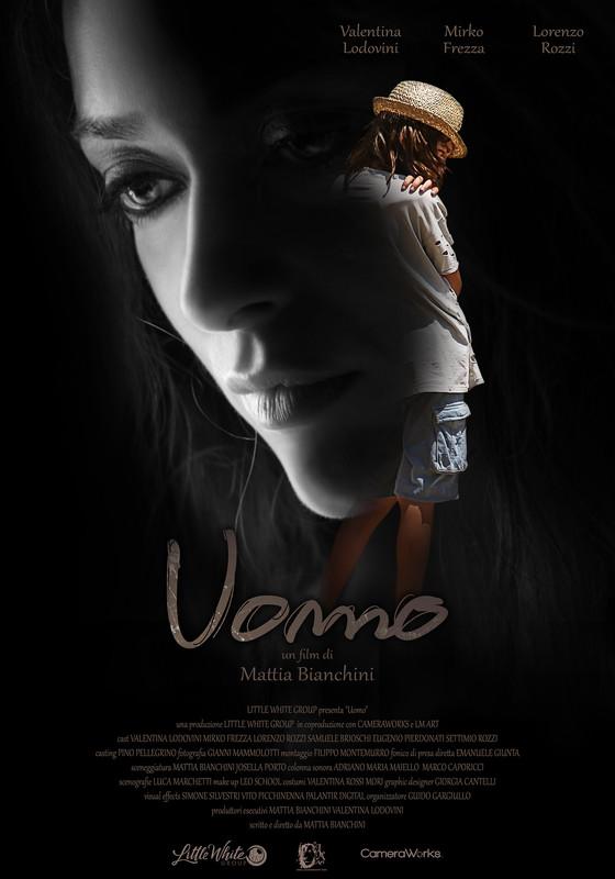 Uomo (Man) -poster