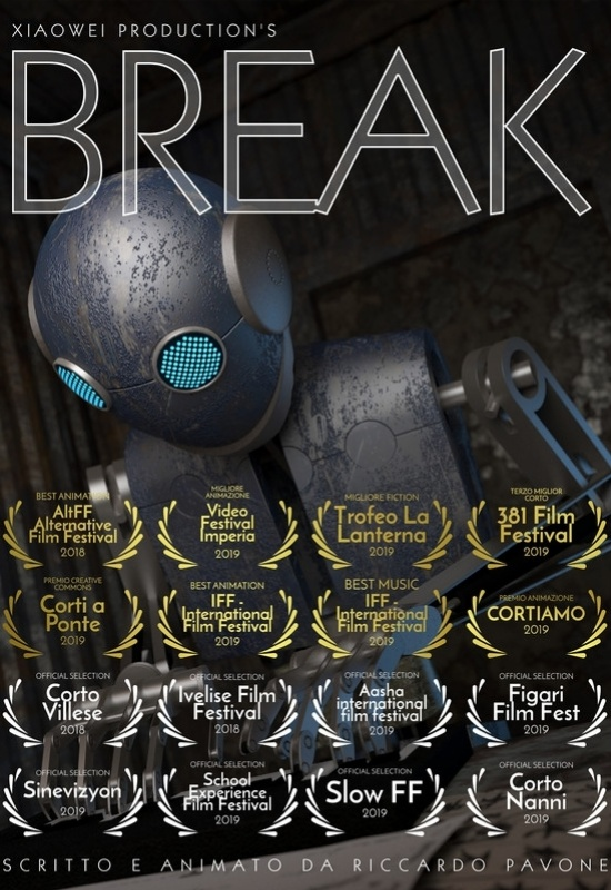 Break-poster