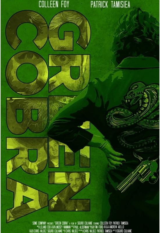Green Cobra-poster