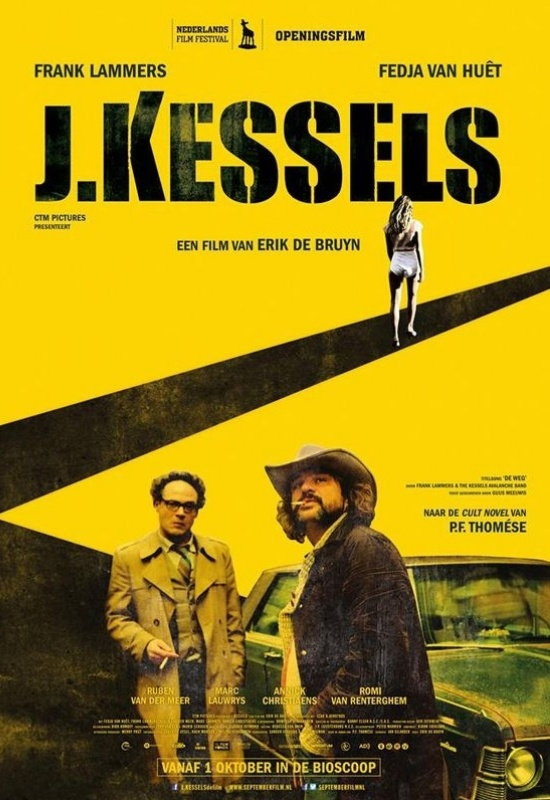 J. KESSELS a.k.a ROAD DUSTER - Poster