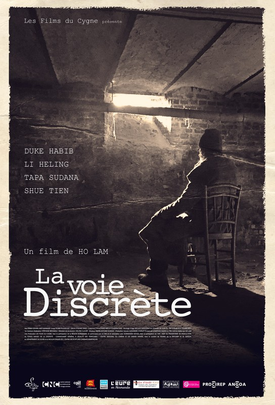 The discrete way -poster